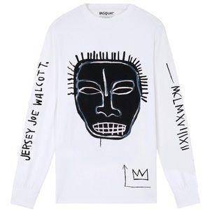 Basquiat Long sleeve Shirt